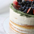 Butter Cream Cake - Tutti Fruity Cake