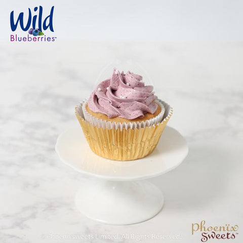 Cupcake - U.S. Wild Blueberries