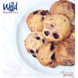 Soft Cookies - U.S. Wild Blueberries