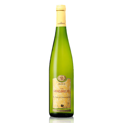 Selected Wine - Willy Gisselbrecht Gewurztraminer Tradition 2017