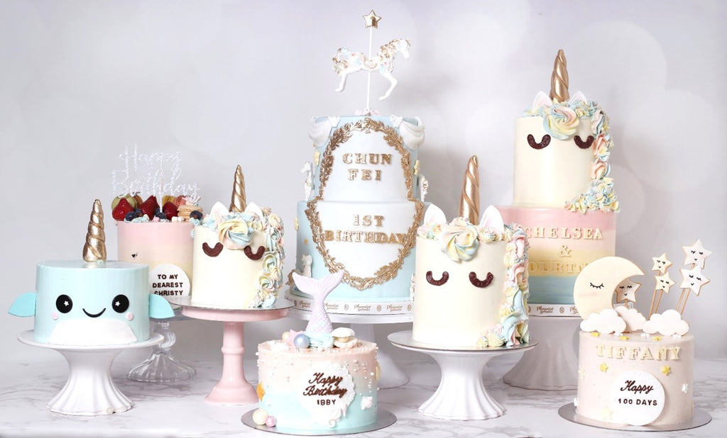 The best online cake shop for birthday, wedding and celebration.