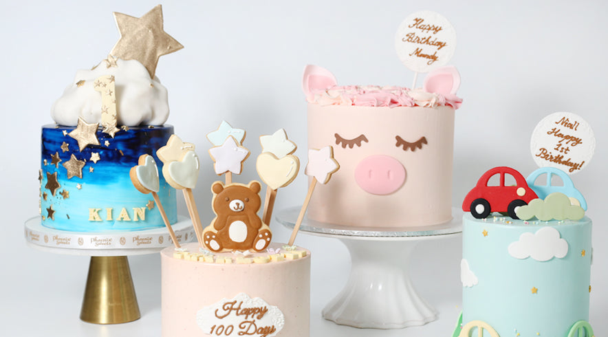 Phoenix Sweets Cake and Cupcake For Your Fabulous Celebration