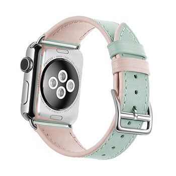 Candy Color Leather Band