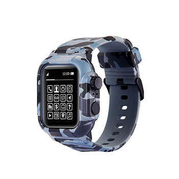 Dive Waterproof Silicone Band