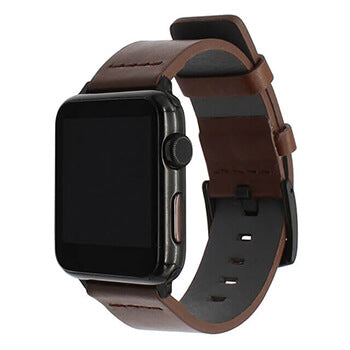 Oily Leather Apple Watch Band