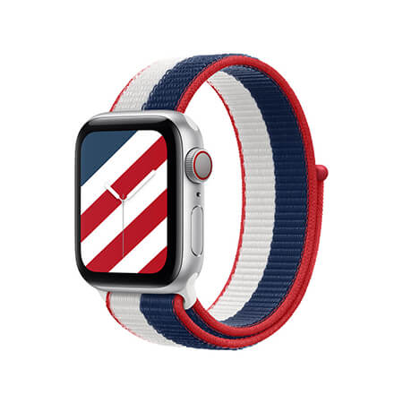 International collection sport loop band