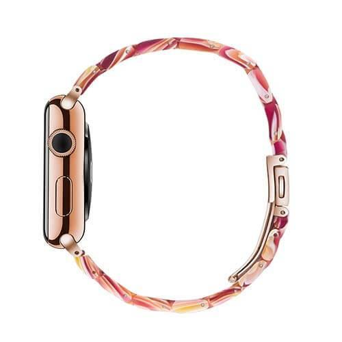 Resin Apple Watch Band