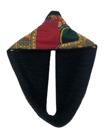 Black Excellence Dashiki Scarf