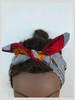 Leaves African Print Headband Autumn - Qiim