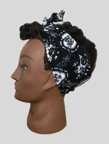 Black Headband for Women - Qiim