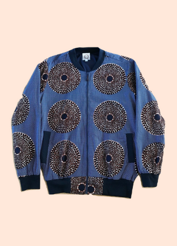 Blue Ring Bomber