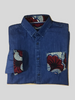 Denim Sibia Shirt - Qiim