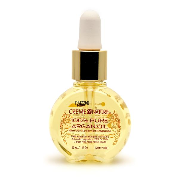 Creme Of Nature 100% Pure Argan Oil 10oz