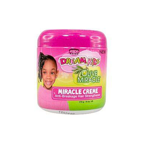 Africa Pride Miracle Dream Kids Creme Anti-Breakage Hair Strengthener 170g