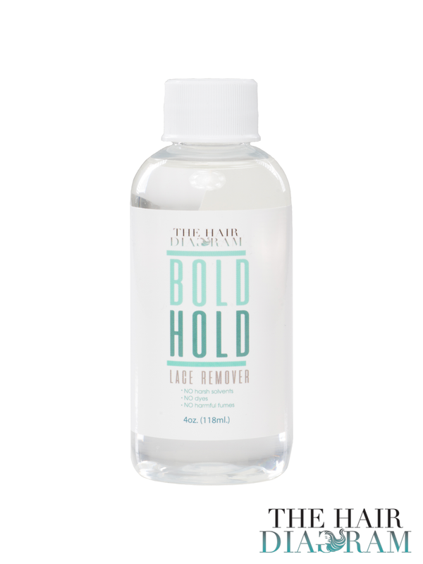 Bold Hold Lace Remover 118ml