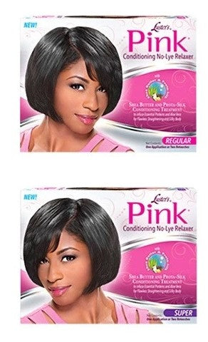 Luster's Pink Conditioning No-lye Relaxer System 290g