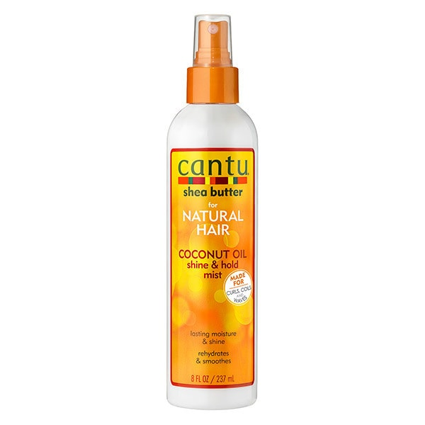 Cantu Coconut Milk Shine & Hold Mist 237ml