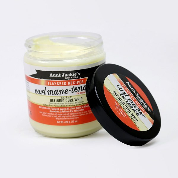 Aunt Jackie's Curl Mane-Tenance Anti-Poof Defining Curl Whip 15oz