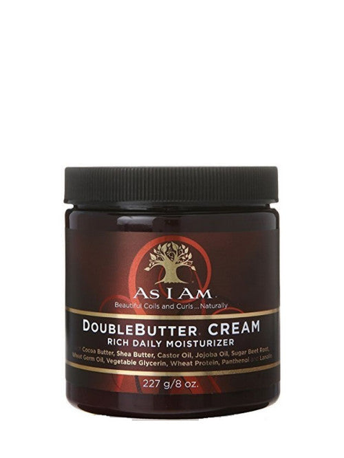 As I Am Doublebutter Cream 227g