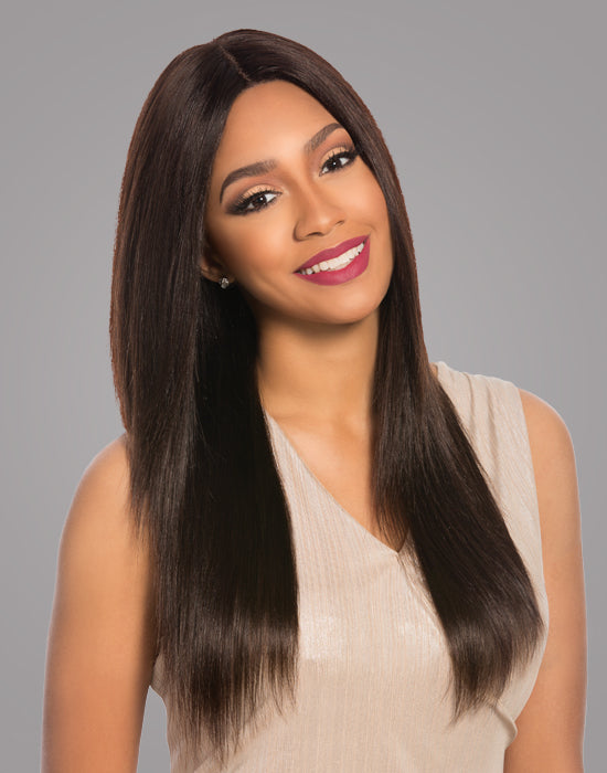 Natural Yaki Brazilian Virgin Remi Wig