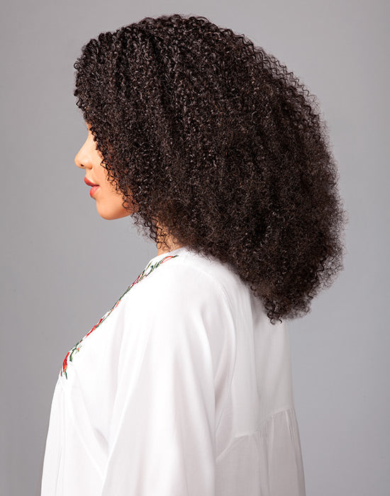 Natural Bohemian Brazilian Virgin Remi Wig