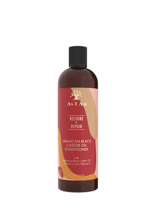 As I Am Jamaican Black Castor Oil Conditioner 355 ml