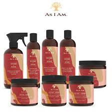 As I Am Jamaican Black Castor Oil Leave-In Conditioner 237ml