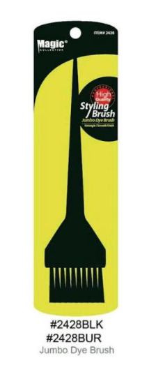 Magic Collection Jumbo Dye Brush - 2428blk
