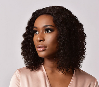 Leah Virgin Human  Hair Wig