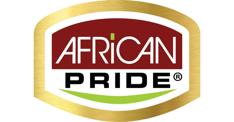 African Pride Olive Miracle Curls & Coils Texturizer Kit 400g