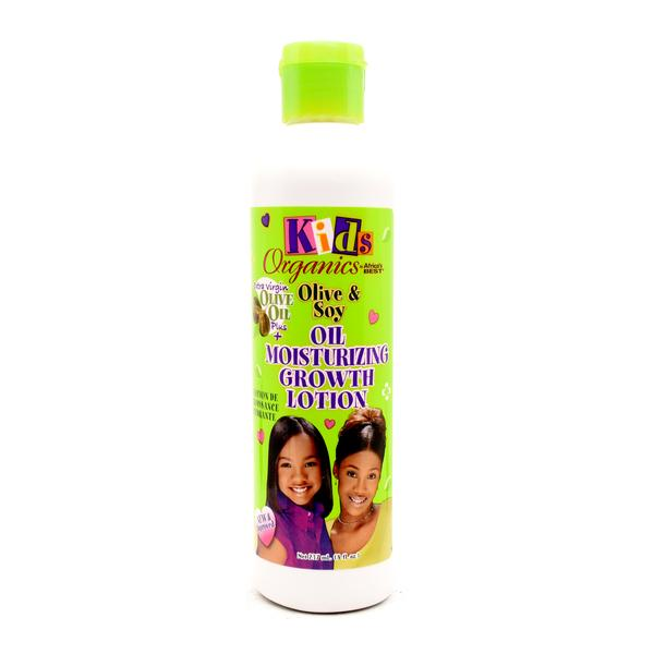 Kids Original Africa's Best Olive And Soy Moisturizing Growth Lotion 8oz