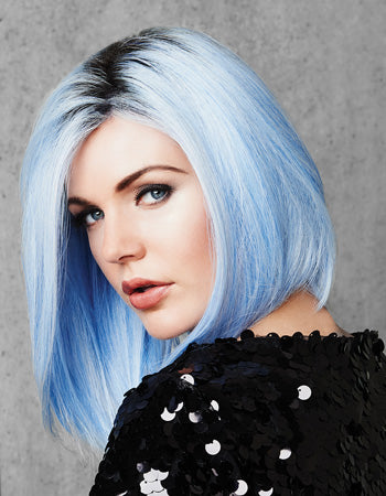 Out Of The Blue Synthetic Wig