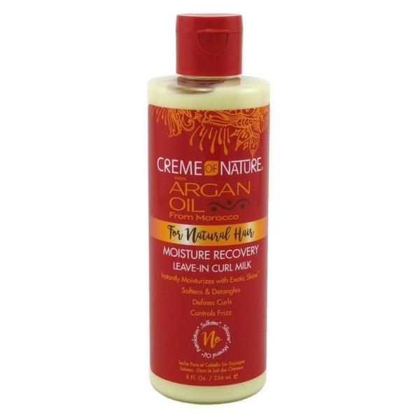 Creme Of Nature Moisture Recovery Leave-in Curl Milk 8oz