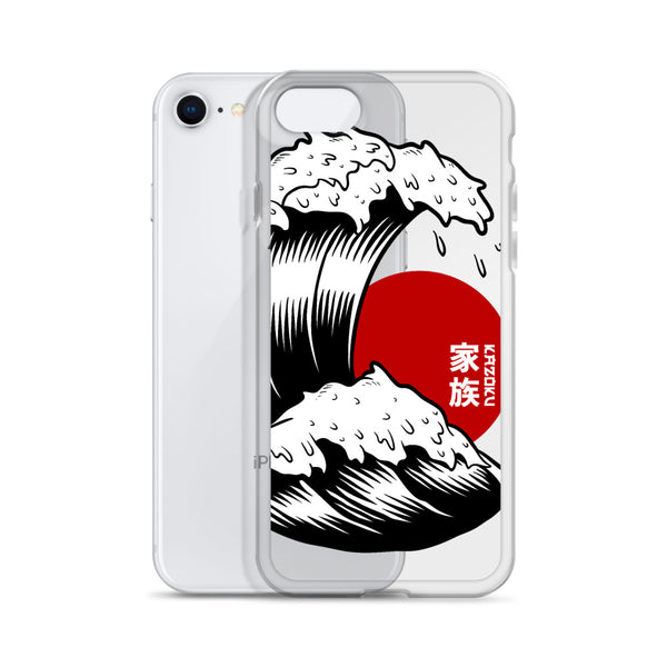 Big Wave iPhone Case