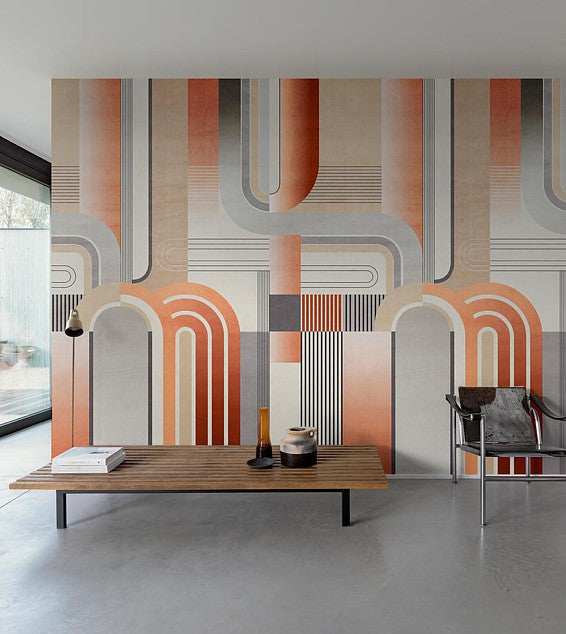 Digital wall mural available in Singapore