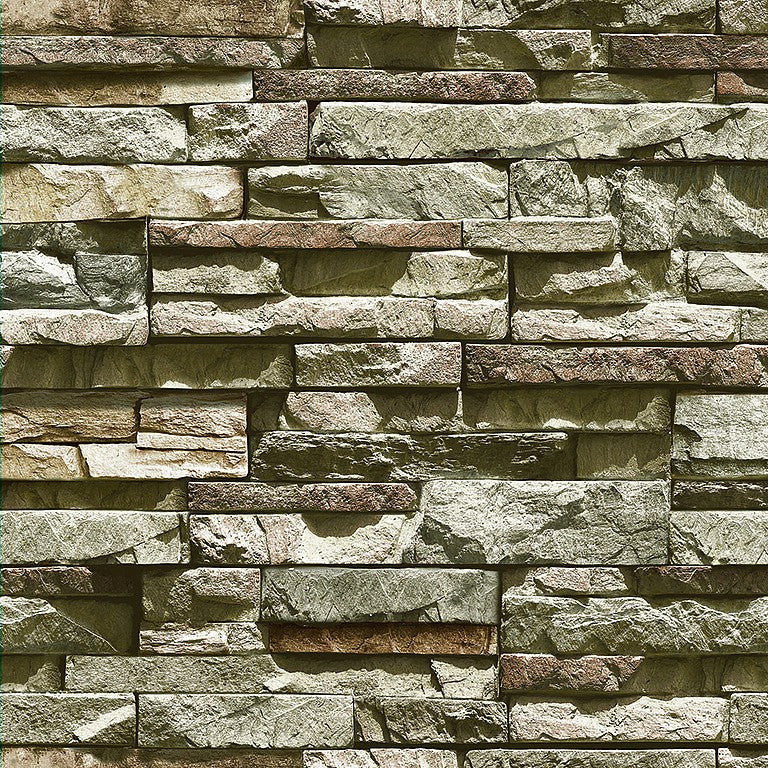 Brick Design Wallpaper 316-3 (Korea)