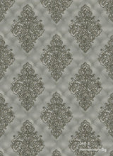 Load image into Gallery viewer, Damask Pattern 348-1 (3 colourways) (Korea)