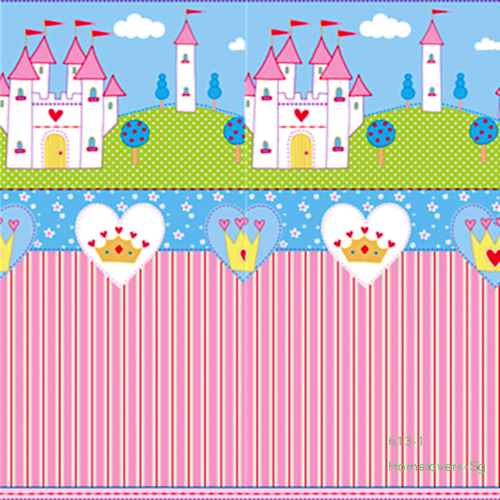 Children Dream Wallpaper 613-1 (Korea)