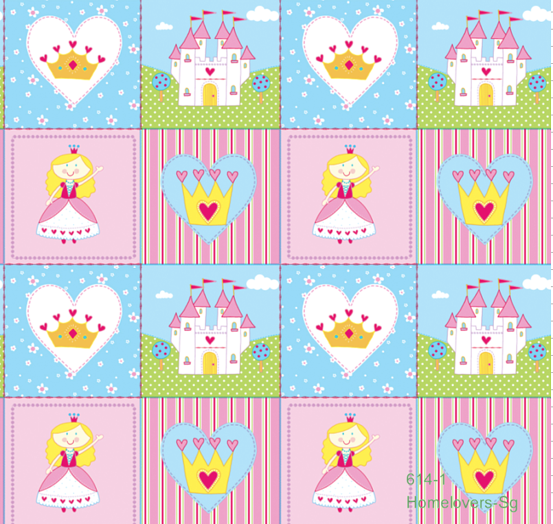 Children Dream Wallpaper 614-1 (Korea)