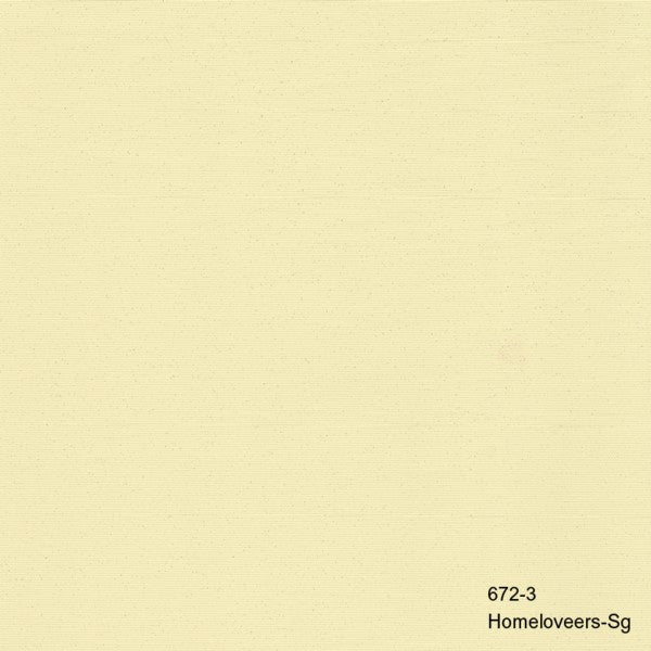 Solid Plain Wallpaper 672-3 (Korea)