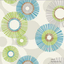 Load image into Gallery viewer, Geometric Design Wallpaper 695-3 (Korea)