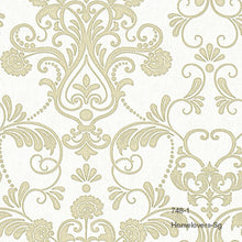 Load image into Gallery viewer, Florals Design Wallpaper 748-1 (3 colourways) (Korea)