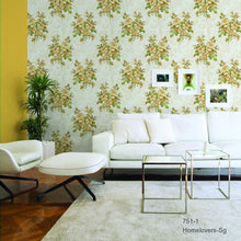 Load image into Gallery viewer, Flowers Design Wallpaper 751-1 (3 colourways) (Korea)