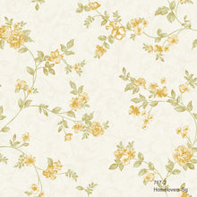 Load image into Gallery viewer, Flower Design Wallpaper 767-1 (2 colourways) (Korea)