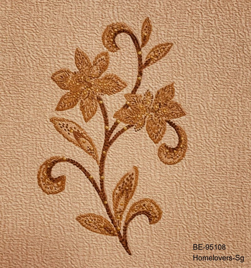 Florals Wallpaper BE-95108