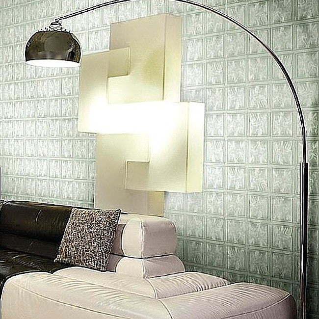 Glass Block 3D Wallpaper CL-92181 (Belgium)
