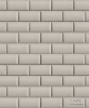 Load image into Gallery viewer, White Brick Wallpaper CL92503 (2 colourways) (Belgium)