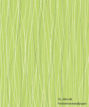 Load image into Gallery viewer, Stripes line Wallpaper V384-01 (5 colourways) (Belgium)