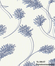 Load image into Gallery viewer, Fern Leaf Wallpaper (5 colourways) (Belgium)