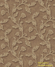Load image into Gallery viewer, Leaf Design Wallpaper  VNA-002-001-1 (5 colourways)